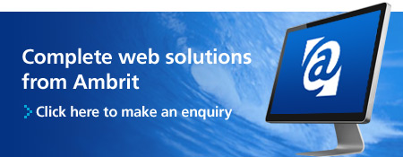 Ambrit Website Design - Contact us today